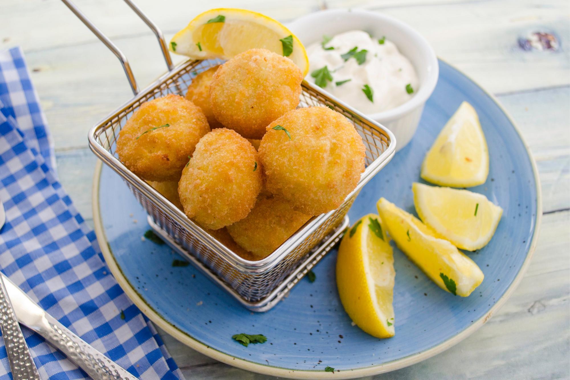 Lemonsole Fish Bites